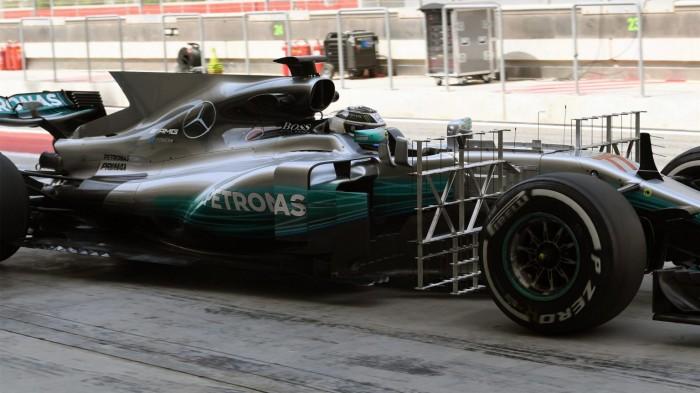 F1 - Bottas chiude in testa i test di Sakhir