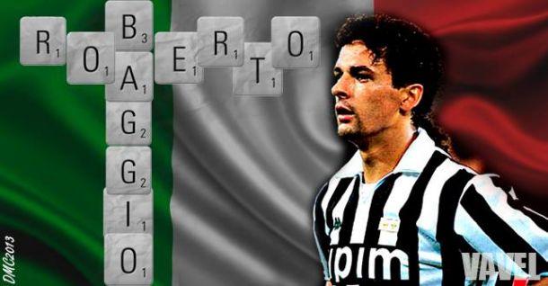 Roberto Baggio, el genio de las 13 letras