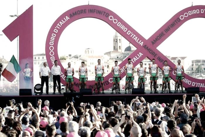 La UCI castiga a Nicola Ruffoni con cuatro años de sanción