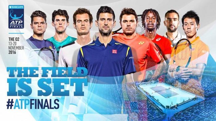 Confira 10 curiosidades sobre o ATP Finals 2016