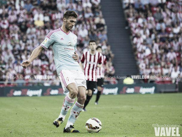 """Sergi Gómez: """"Recordaré toda la vida la victoria en el Camp Nou"""""""