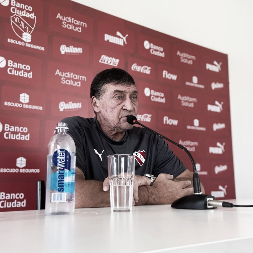 Julio Cesar Falcioni: ''El plantel está preparado para hacer un buen campeonato''