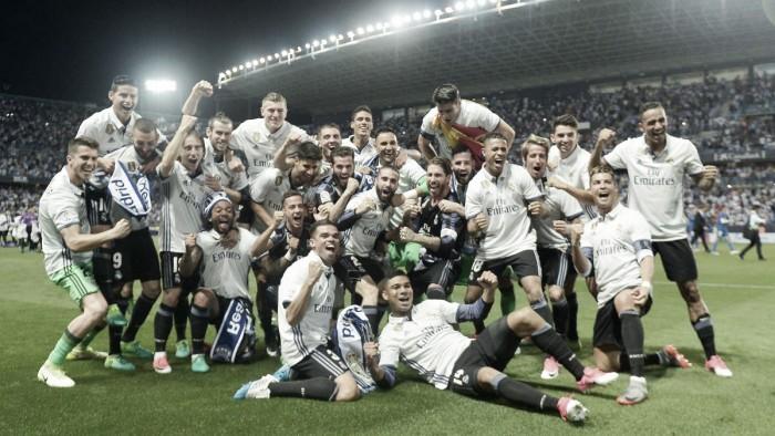 Hala Madrid: así fue el campeonato que venció el merengue