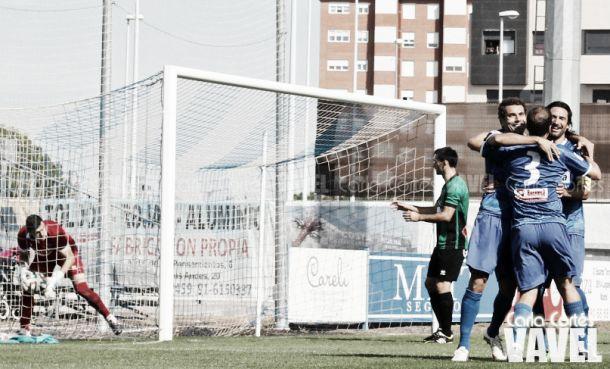 Fotos e imágenes del Fuenlabrada 3-0 Sestao River, 9ª jornada Segunda División B grupo II