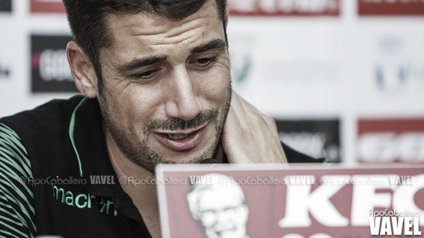 Julio Velázquez es destituido y dice adiós al sueño del ascenso