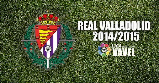 Real Valladolid 2014/15: regreso al pasado