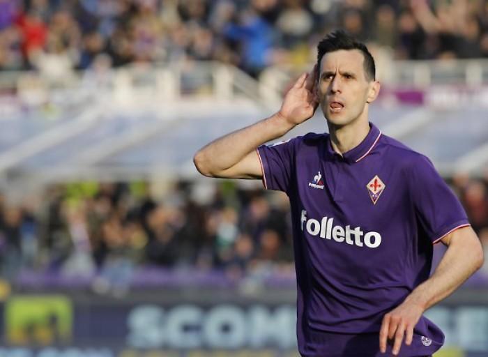 Fiorentina, tolta la 9 a Kalinic. Milan più vicino