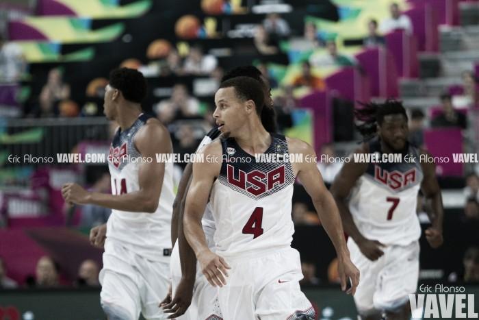 Estados Unidos publica la preselección para Río 2016