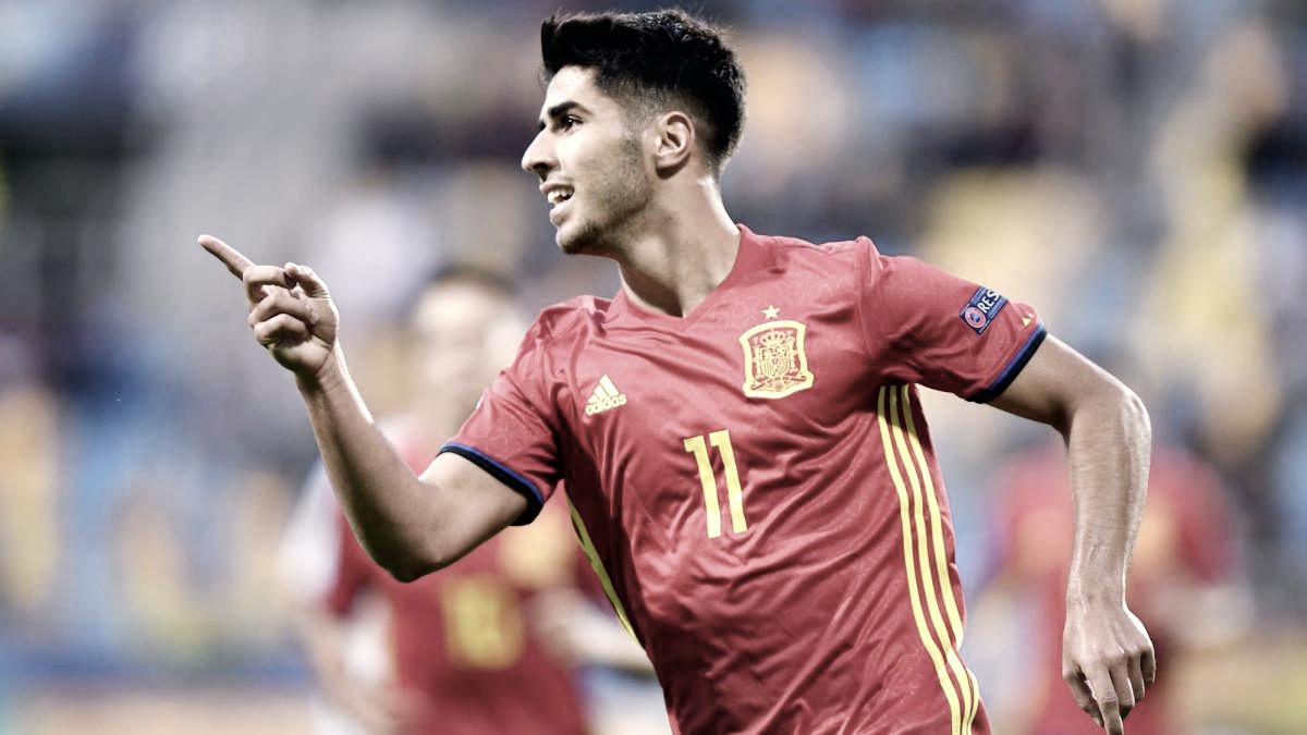 Joven promesa de España 2018: Marco Asensio, el toque juvenil