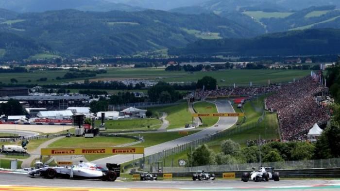 F1 - Storia del Gran Premio d'Austria