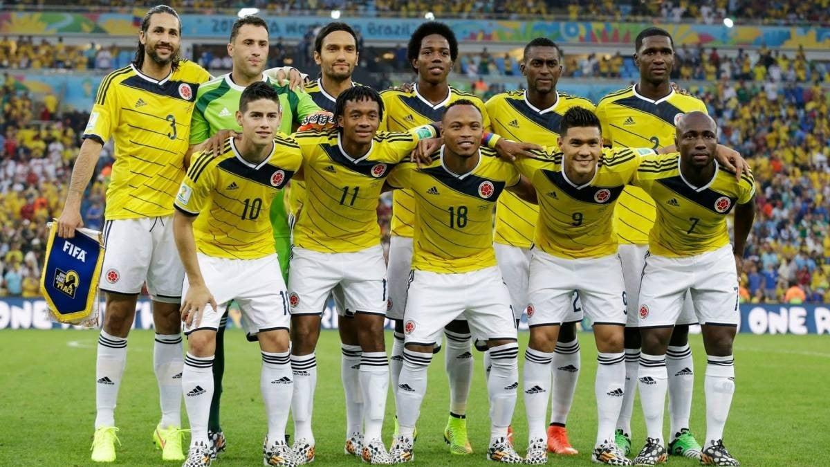 Colombia: participación en el Mundial de Brasil 2014