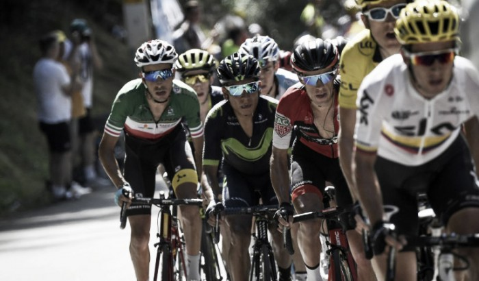 Nairo Quintana sigue noveno tras la etapa 6 Tour de Francia