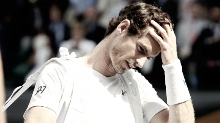 Murray é eliminado por Querrey nas quartas de Wimbledon