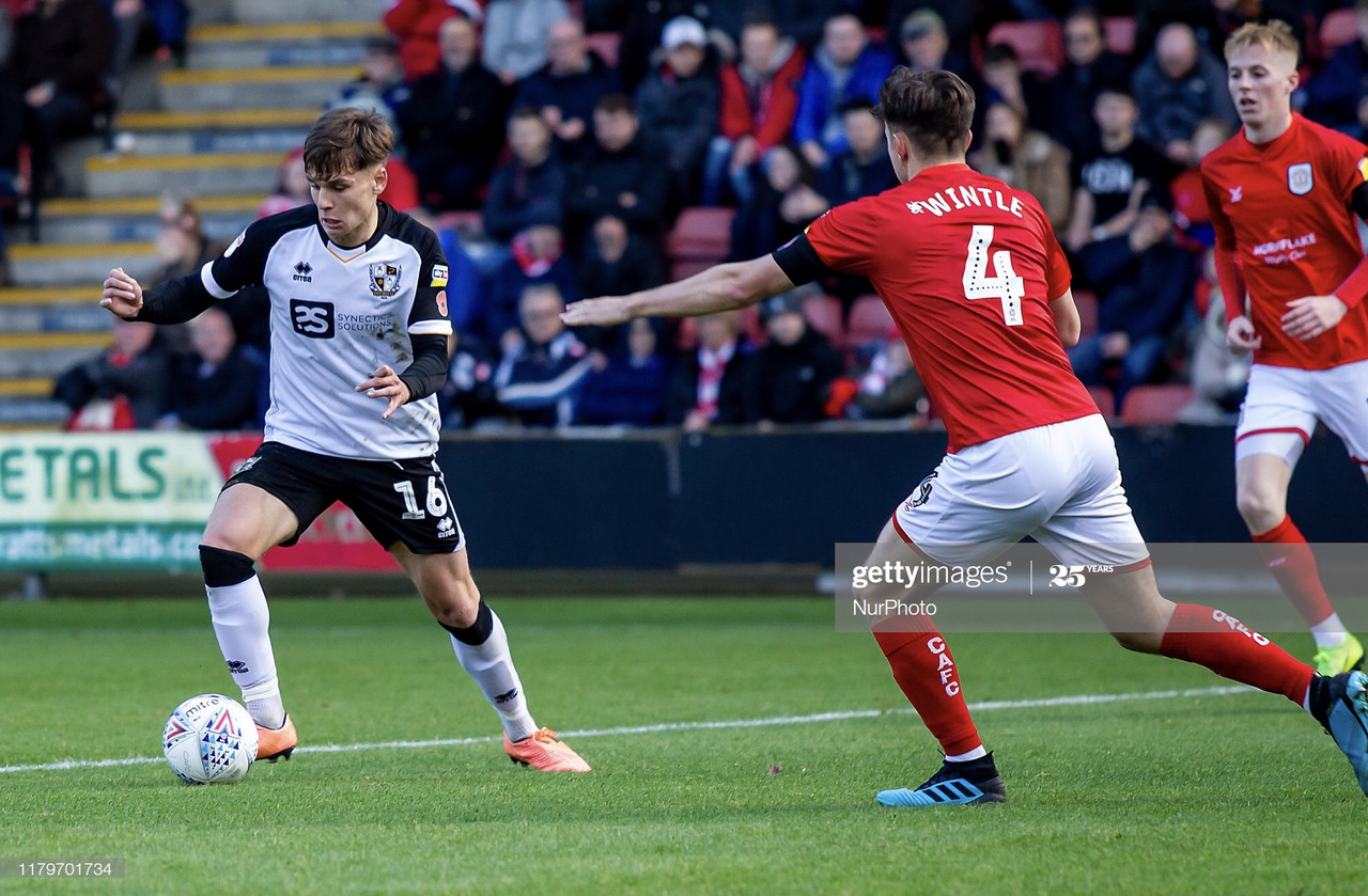 What the future may hold for Port Vale loanees Jake Taylor and Mitchell Clark