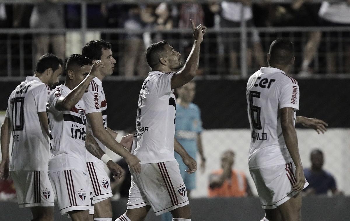 Sem dificuldades, São Paulo vence Novorizontino e segue 100% no Paulista