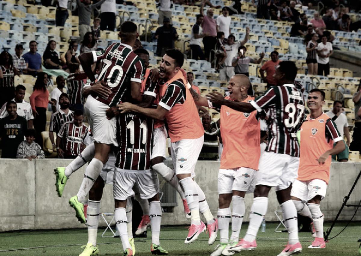 Recordar é viver: relembre a última vitória do Fluminense contra o Vasco