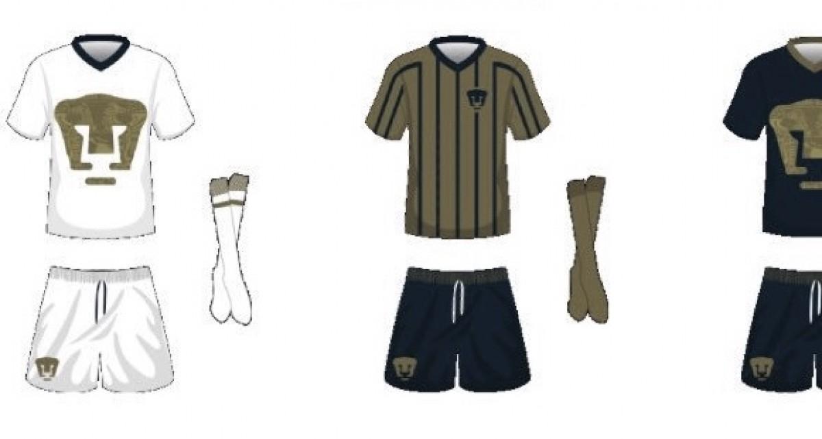 La Liga MX devela el tercer jersey de Pumas