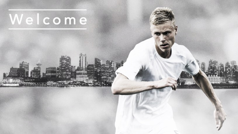 Andy Rose firma con Whitecaps FC