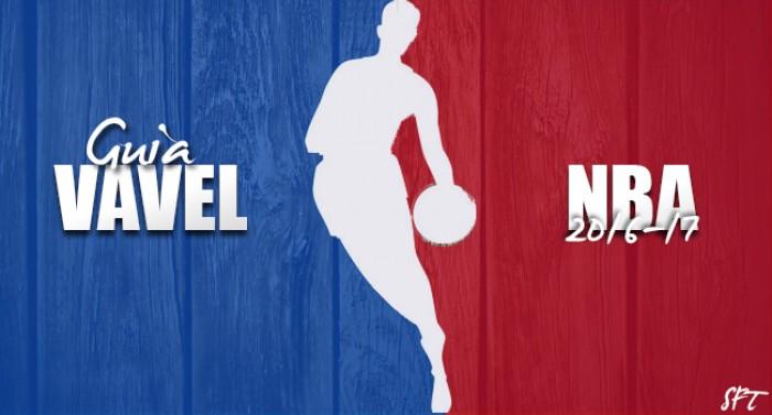 Guía VAVEL NBA 2016/17
