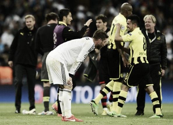 Le Real était tout proche mais Dortmund ira bien en finale