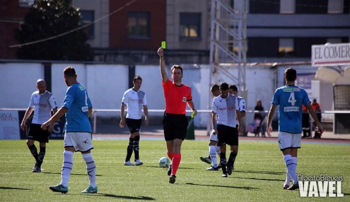 Otro colegiado debutante, ante el Huesca