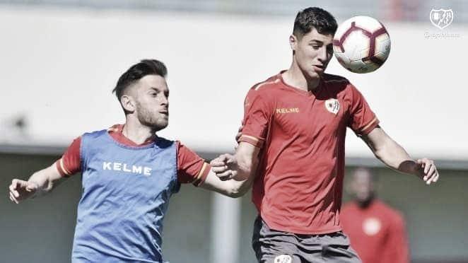 Penúltima sesión de cara al partido en Villarreal