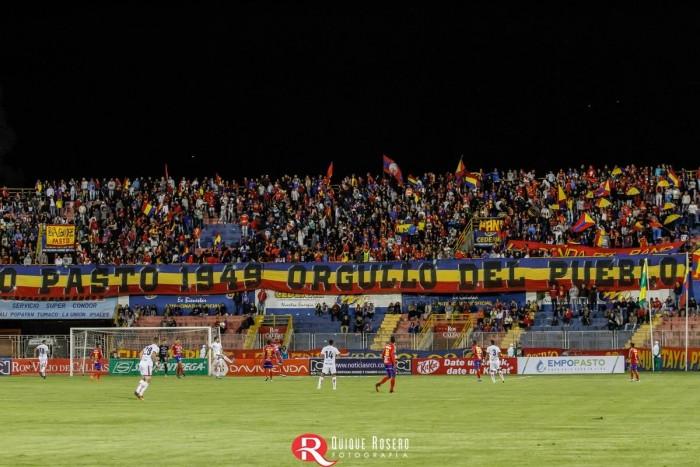 ¡Deportivo Pasto se queda en la 'A'!