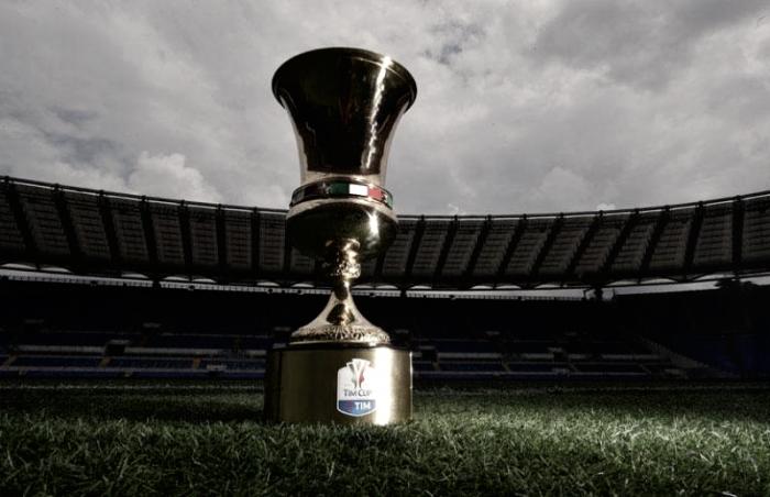 Coppa Italia, ecco le date e gli orari del primo turno