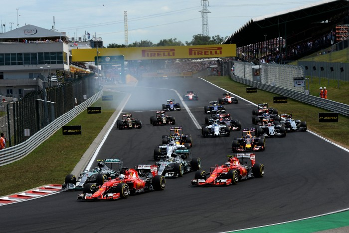 F1, Gp d'Ungheria - Sicuri sia un Gp noioso?