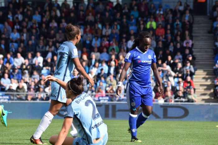 Notts County Ladies 1-3 Chelsea Ladies: Blues end season on a winning note