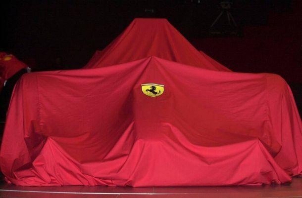 La nuova Ferrari sarà presentata il 25 gennaio