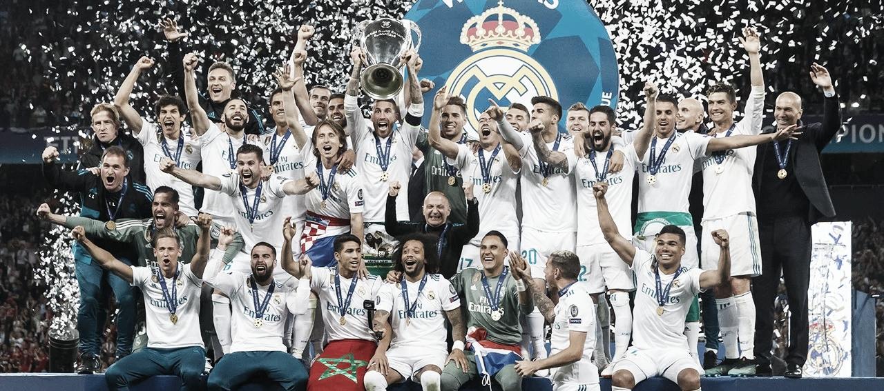 Tiempo de parón... para recordar las 4 Champions en 5 años