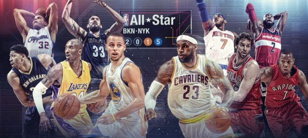NBA - Tutti i nomi dell'All Star Game
