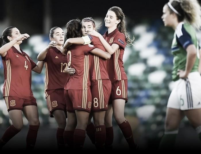 Previa Alemania vs España Femenino Sub 19: conseguir el liderato trasun buen debut