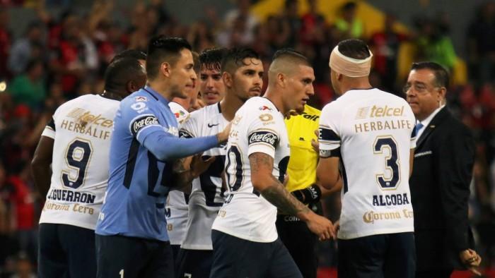 Resultado y goles del Celaya 1-1 Pumas de la Copa MX 2017