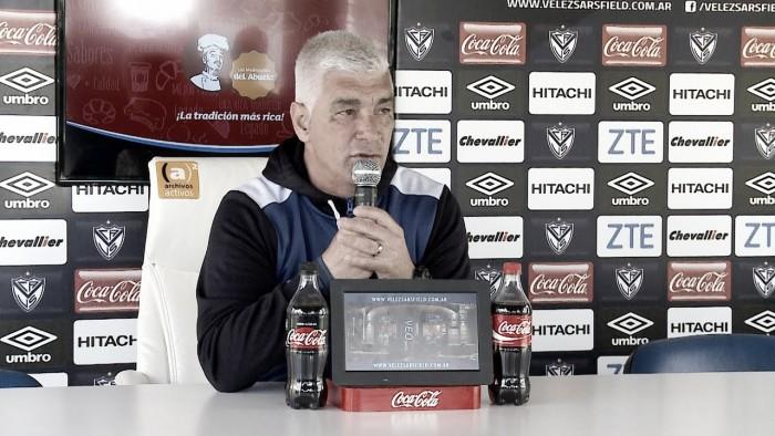 """Omar De Felippe: """"Es un partido importante"""""""