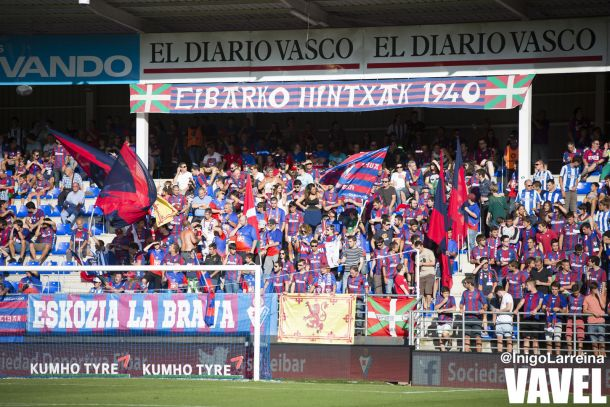 Fotos e imágenes del Eibar 1 - Real Sociedad 0, de la jornada 1 de Primera División