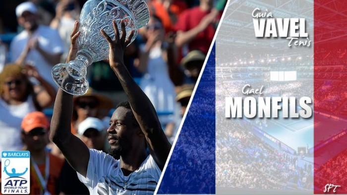 ATP World Tour Finals 2016: Gaël Monfils, el debutante