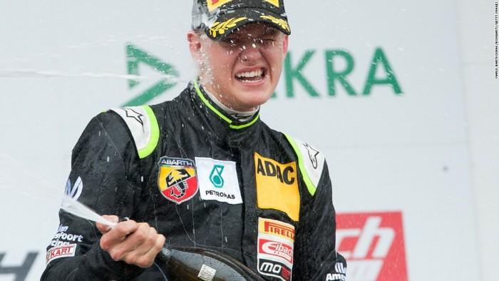 Mick Schumacher approda in Formula 3
