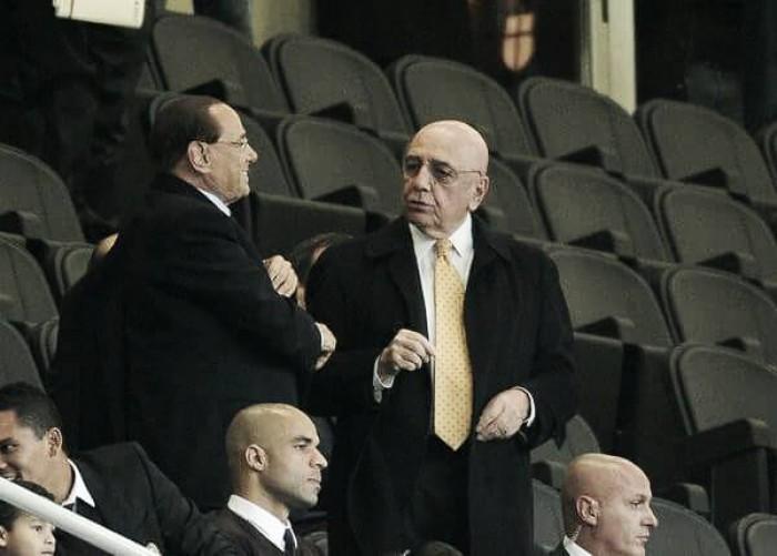 "Adriano Galliani admite saída do Milan: ""Minhas últimas três semanas no clube"""