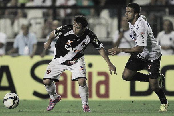 Depois de empate na primeira partida, Vasco e ABC-RN fazem duelo por vaga na Copa do Brasil