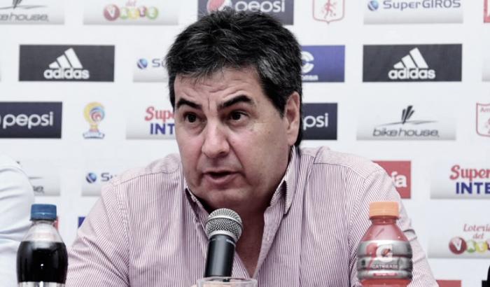 """Jorge Da Silva: """"Estamos jugando todas las fechas con la necesidad de sumar"""""""