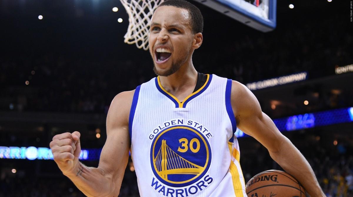 NBA - Buone notizie per Golden State, Steph Curry pronto al rientro