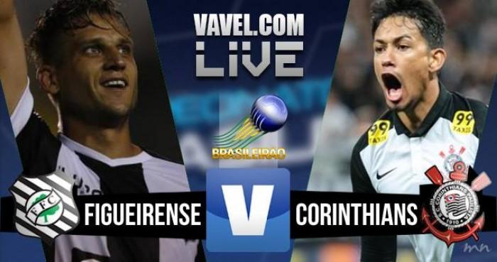 Resultado Figueirense x Corinthians pelo Brasileiro 2016 (1-1)