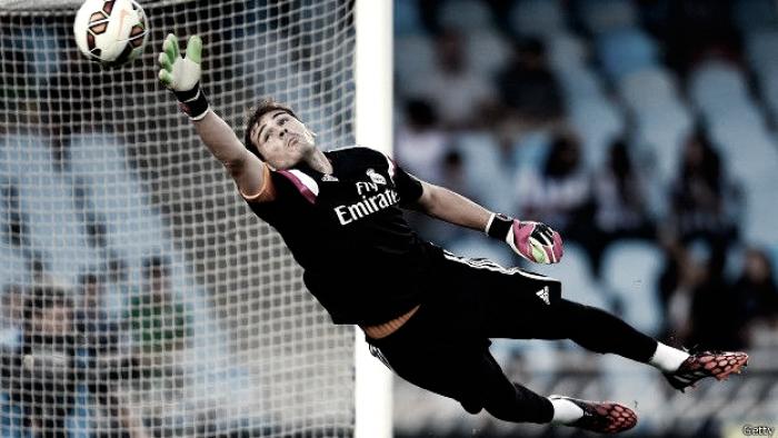Iker Casillas, arquero de leyenda