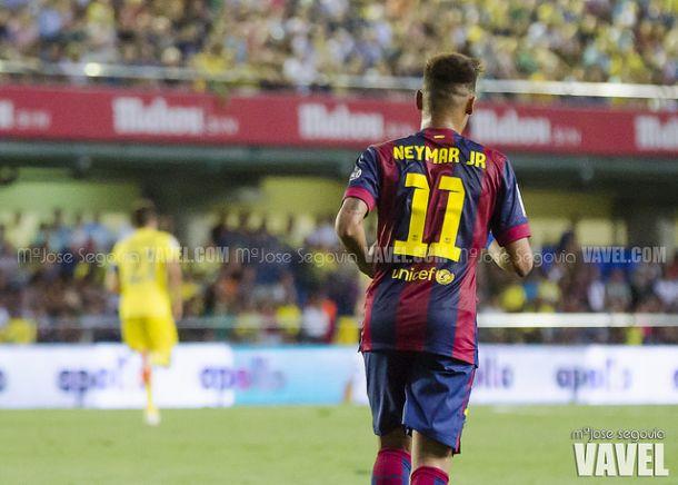 """Neymar: """"Me gustaría jugar la final en el Camp Nou"""""""