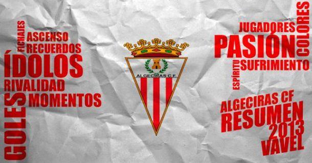 Algeciras CF 2013: el 101, un año para recordar