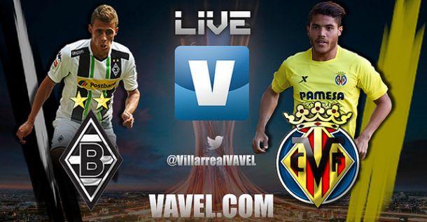 Borussia Mönchengladbach vs Villarreal CF en vivo y en directo online