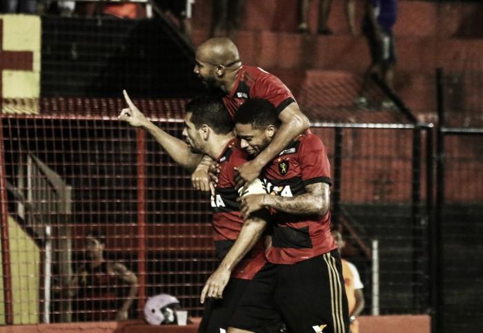 Sport sem Diego Souza, André e Rithely para decisão da Sul-Americanacontra Junior Barranquilla