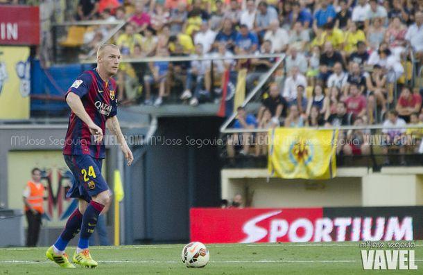 """Mathieu: """"La competencia es tan fuerte en el Barça como en la selección"""""""